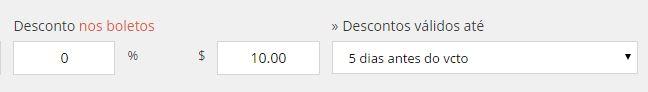 desconto 10 reais